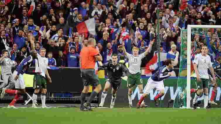 Футбольна асоціація Ірландії заявила про отримання  €5 млн хабара від Блаттера