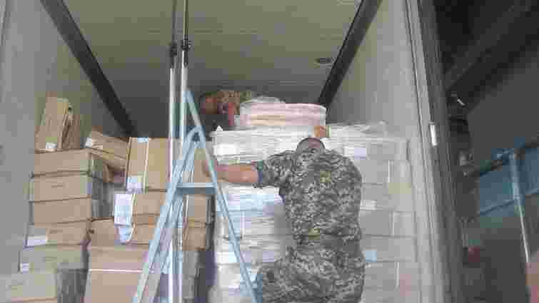 Прикордонники викрили контрабандний канал постачання м'яса бойовикам з Росії