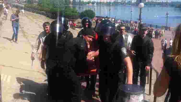 Кличко наказав жорстоко покарати учасників сутичок, що виникли під час гей-параду в Києві