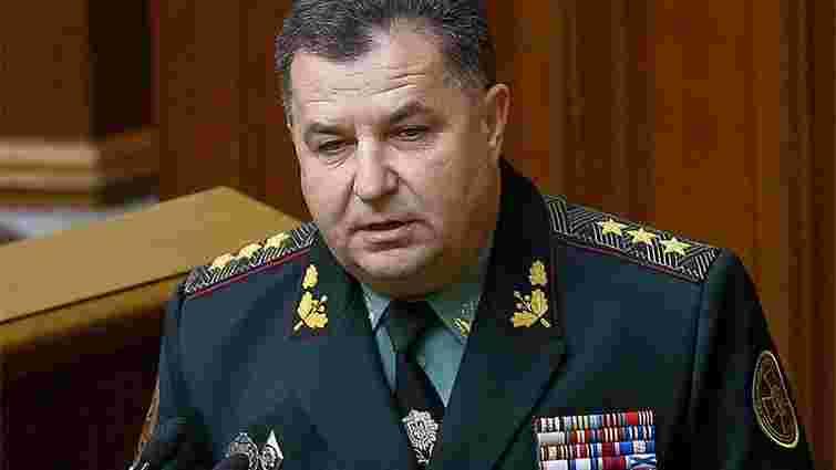 На окупованому Донбасі зосереджено понад 42 тис. бойовиків та понад 550 танків, – Міноборони