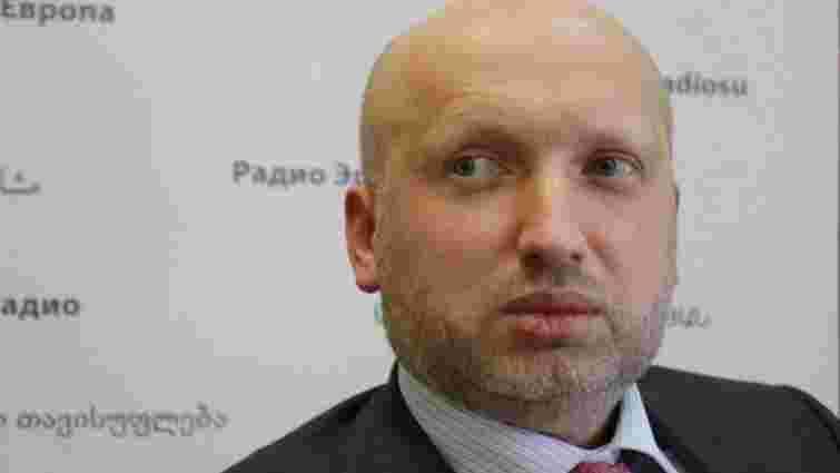 Турчинов: Співробітники нафтобази півтори години приховували факт пожежі