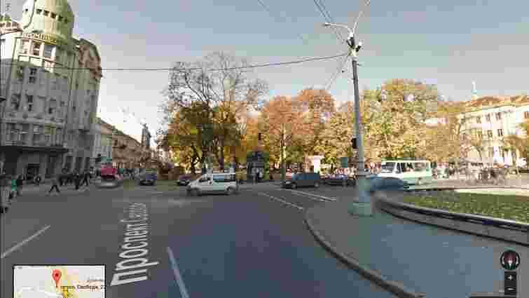У центрі Львова змінили організацію дорожнього руху (схема)