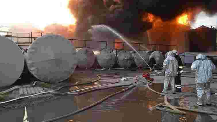 Кількість постраждалих внаслідок пожежі на нафтобазі під Києвом зросла до 18 осіб, - МОЗ