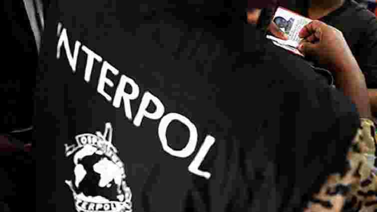 Інтерпол відмовився шукати екс-командувача внутрішніх військ МВС