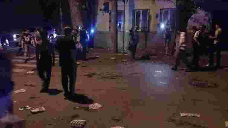 У Ростові-на-Дону невідомі вночі скоїли напад на українське консульство