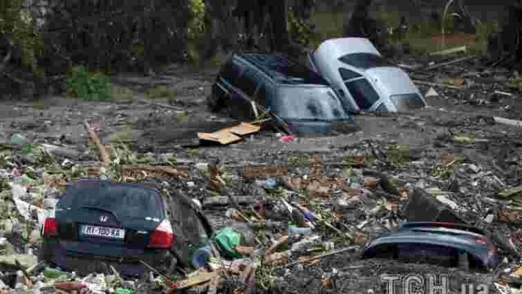Кількість жертв повені у Тбілісі зросла до 12 осіб, 24 людини розшукують