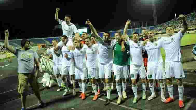 «Ворсклі» дозволили грати матчі Ліги Європи на домашньому стадіоні