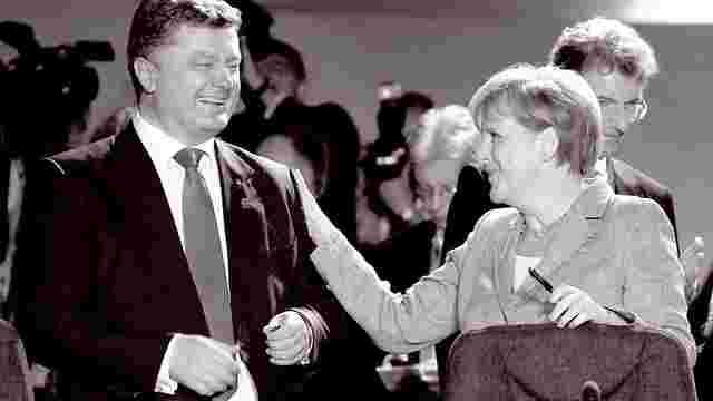 Довіра українців до Меркель більша, ніж до Порошенка