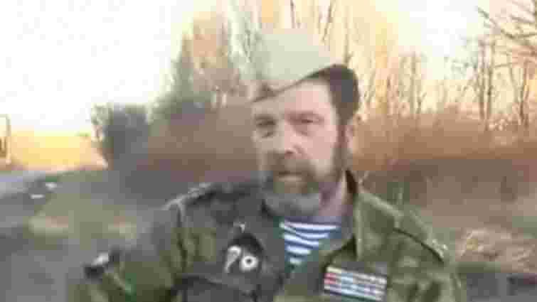 У МВС назвали ім'я бойовика, який відповідальний за обстріли Авдіївки