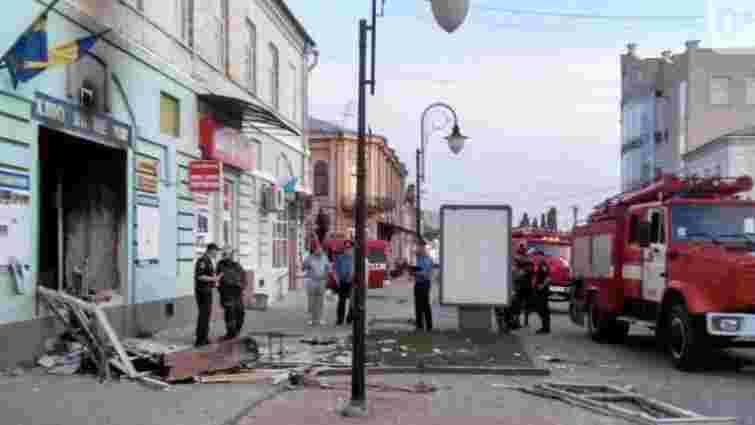 В Сумах стався вибух в офісі політичної партії, – МВС