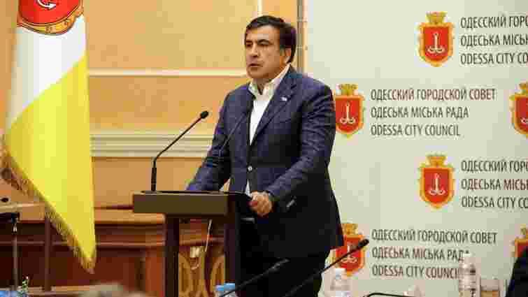 Саакашвілі пообіцяв, що «Чорноморець» знову буде проводити домашні матчі в Одесі