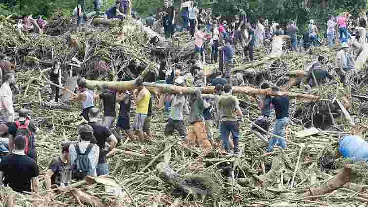 Внаслідок повені у столиці Грузії загинуло вже 19 осіб