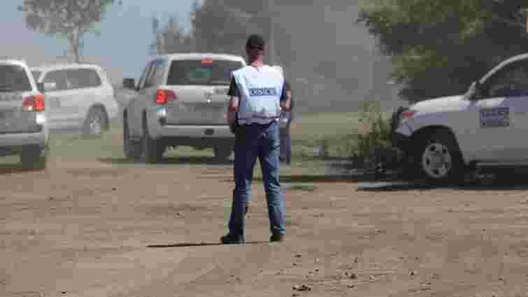 На Донбасі пройшла ротація спостерігачів від ОБСЄ