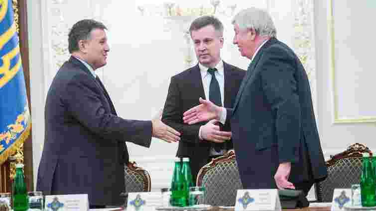 У «Самопомочі» заявили про необхідність відставки Авакова та Шокіна