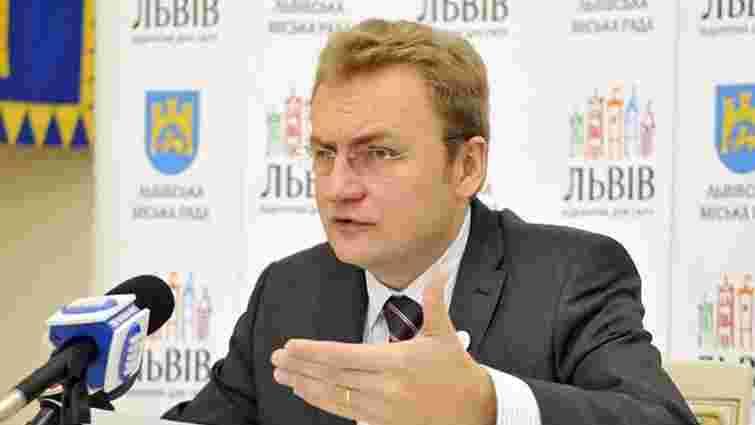 Садовий назвав «брєдом» припущення про зміну керівництва львівської митниці та прокуратури