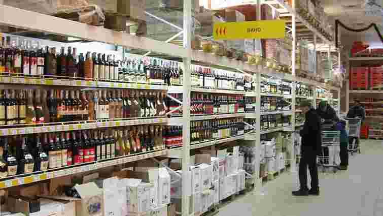 Уряд хоче підняти роздрібні ціни на алкоголь на 25-35%