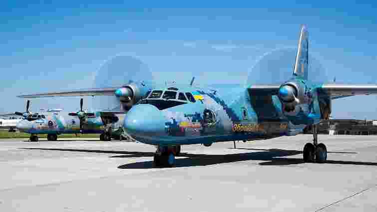 Для відправки в зону АТО готовий перший пристосований до війни літак Ан-26