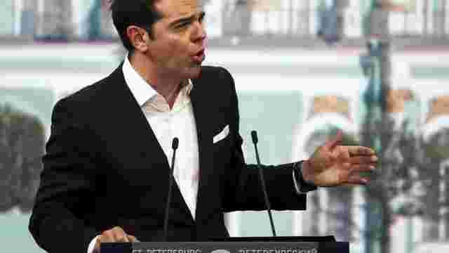 Ципрас представив Євросоюзу остаточний план по Греції