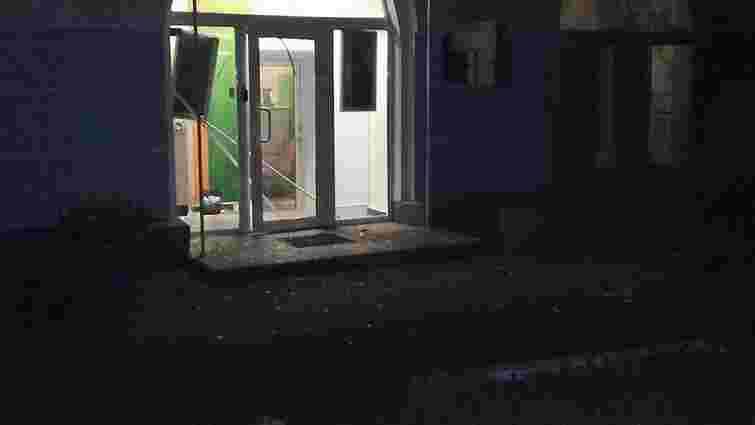Вночі у Києві пролунали два вибухи біля відділень «Сбербанку Росії»