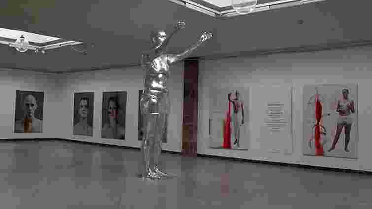 У Палаці мистецтв відкрилась виставка Віктора Сидоренка