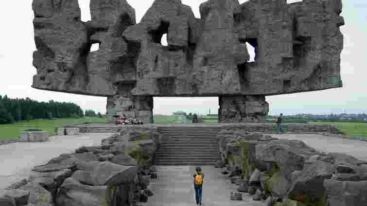 За зневагу до пам'ятника євреям українського студента відрахували з навчання у Польщі