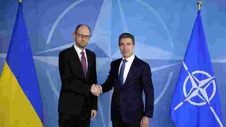 Верховна Рада сьогодні розгляне ратифікацію урядових угод з НАТО