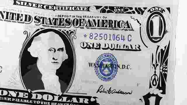 «Один долар» Енді Уорхола продали за $32 млн