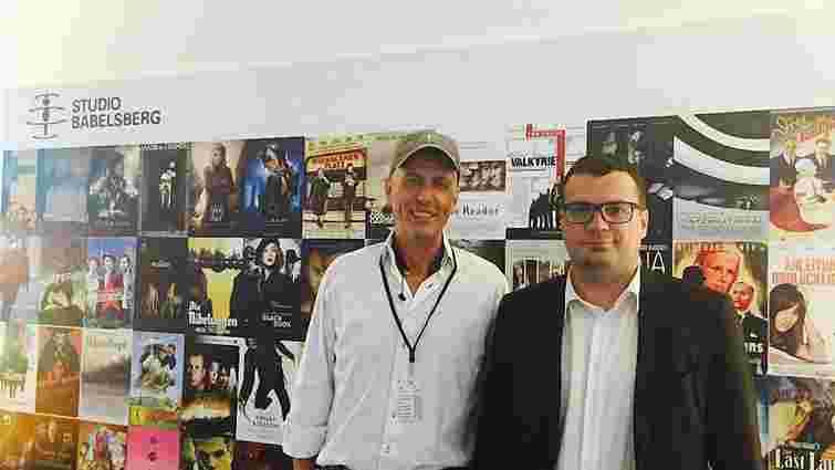 Голова Держкіно шукає стимули для іноземних кіновиробників в Україні
