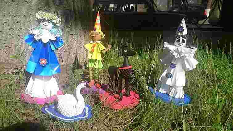 Надія Савченко зробила ляльковий театр для московських дітей