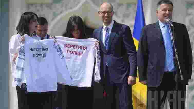 Еку Згуладзе назвали «берегинею української поліції»