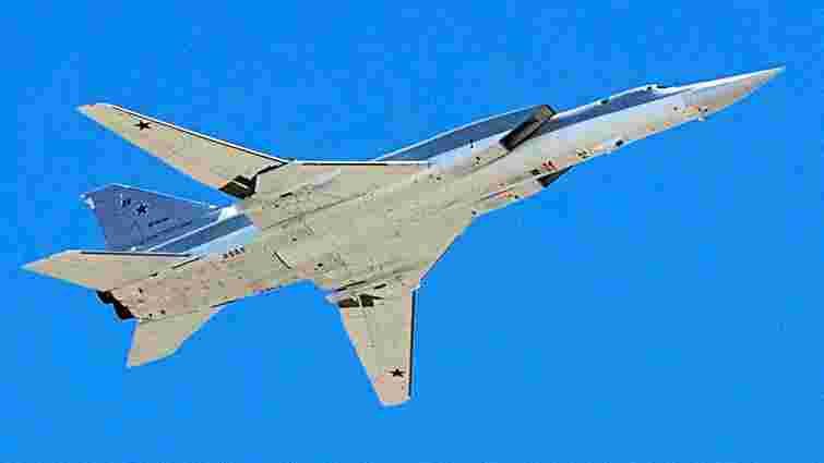 Шведські ВПС перехопили два російські стратегічні бомбардувальники