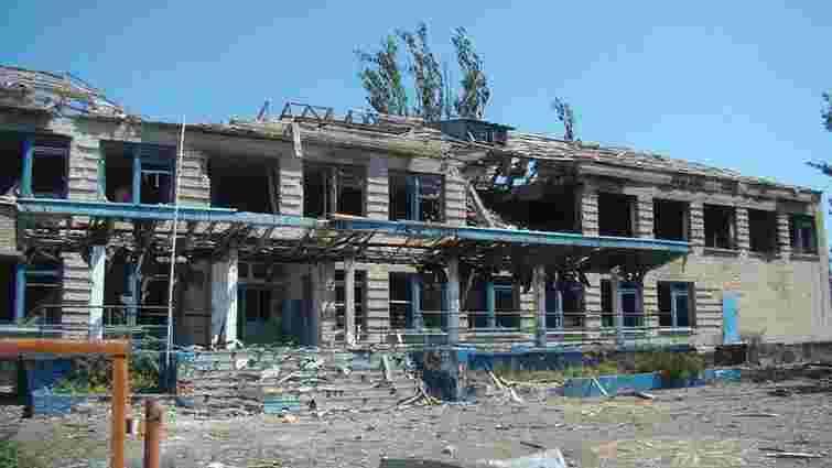 ОБСЄ: Бойовиків у Широкиному немає, а селище вщент зруйноване
