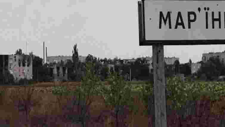 Бійці АТО відбили вночі атаку бойовиків під Мар'їнкою