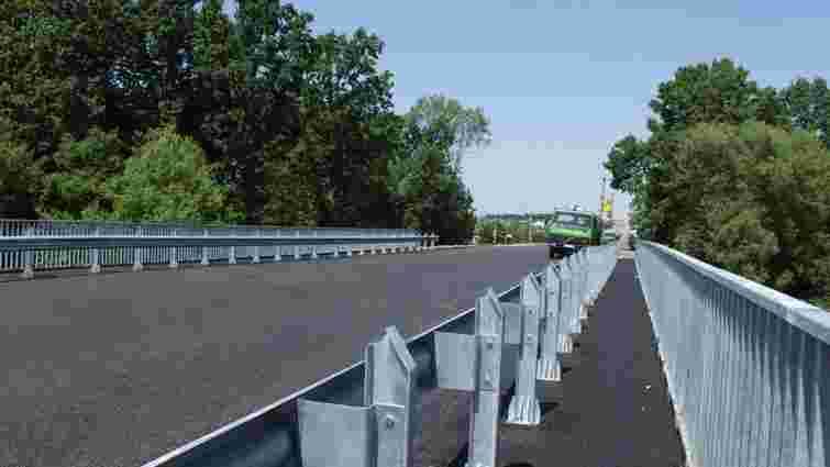 Через кілька днів відкриють для проїзду міст на об'їзній дорозі Львова