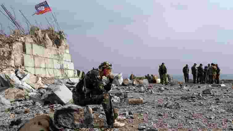 Напередодні зустрічі у Мінську бойовики почали обстрілювати свої ж позиції, - штаб АТО