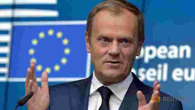 Дональд Туск скликає 7 липня екстрений саміт ЄС щодо Греції