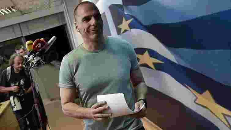 Міністр фінансів Греції подав у відставку після оголошення результатів референдуму