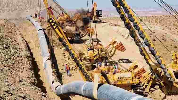 «Газпром» призупинив розширення інфраструктури під «Турецький потік»