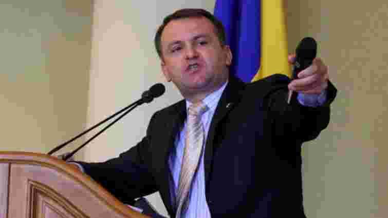 Синютка відмовився погодити керівника ДФС Львівщини, якого запропонував Насіров
