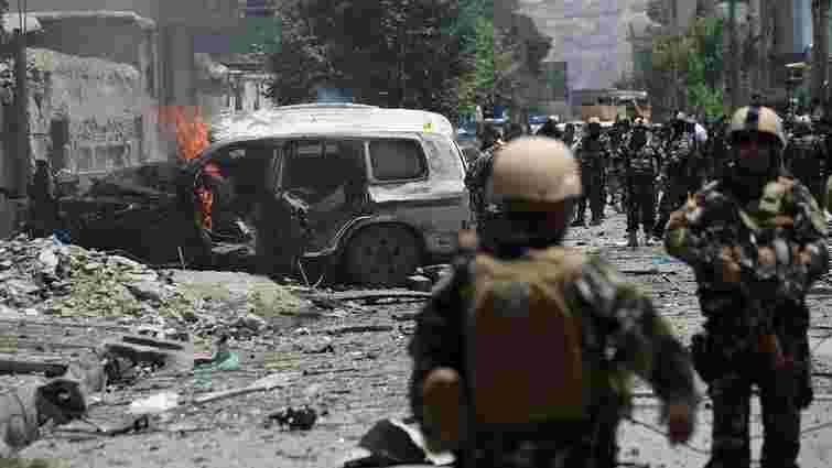 В Афганістані терорист підірвав конвой НАТО