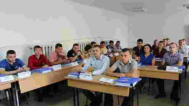 Стартувала друга хвиля навчання кандидатів у нову львівську поліцію
