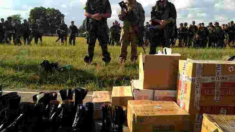 Уряд визначив, хто і де має право збирати гроші для армії