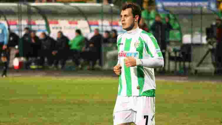 Захисник «Карпат» домовляється про перехід  у польську «Легію».