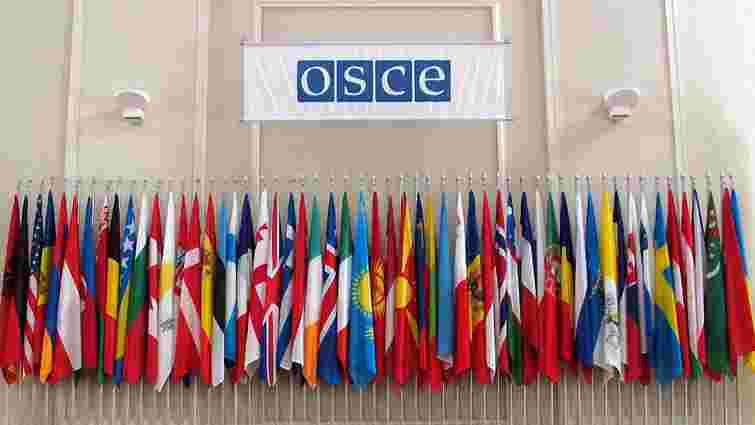 Парламентська асамблея ОБСЄ визнала факт російської агресії проти України