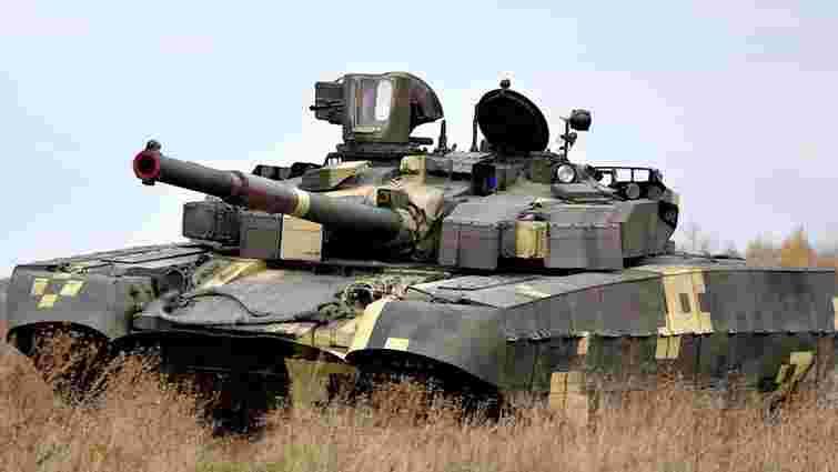 ЗСУ отримали танки Т-80 від «Укроборонпрому»