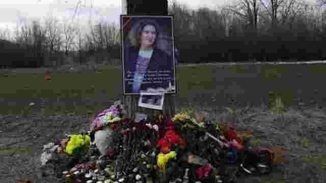 На місці загибелі Андрія Кузьменка  встановлять пам'ятний знак