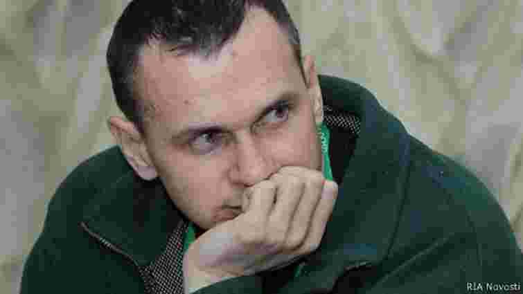 Термін утримання Олега Сенцова під вартою продовжили до 16 грудня