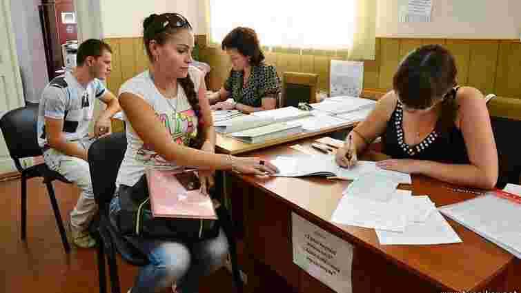 В Україні починається вступна кампанія