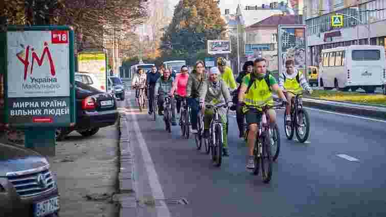 Європейський тиждень велотуризму вперше відбудеться в Україні