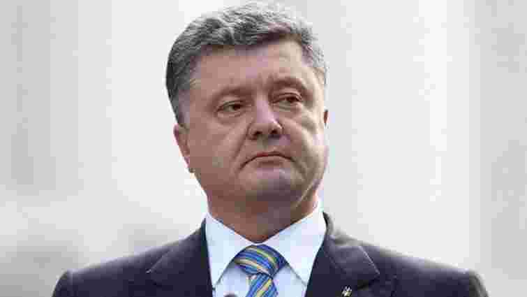 З полону бойовиків звільнили 10 українських бійців, - Порошенко